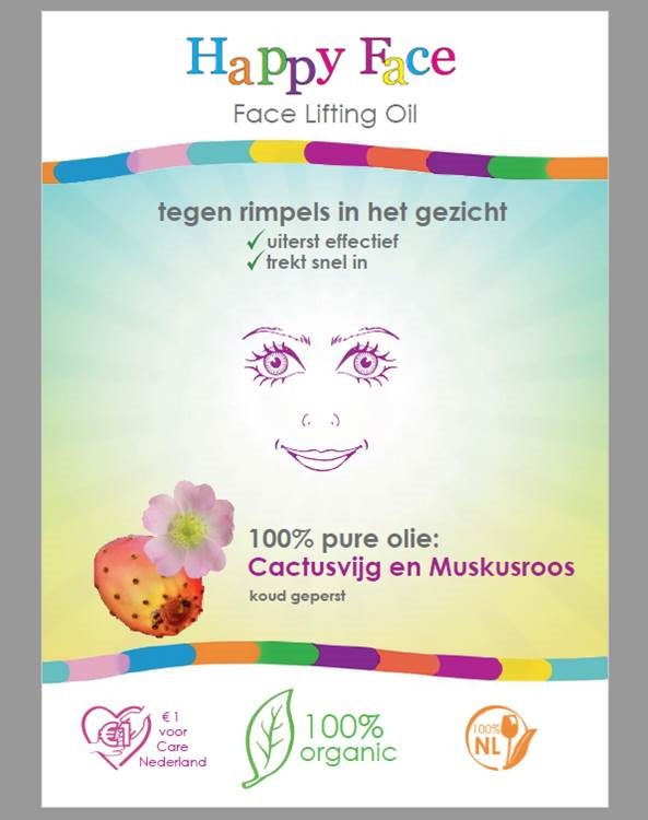 Happy Face Lifting Oil